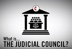 What is… The Judicial Council?