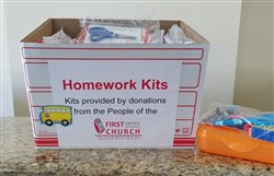 First United Methodist in Bakersfield Partners with Teachers in Title I Schools