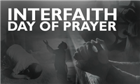 UCC Interfaith Day of Prayer Today May 7